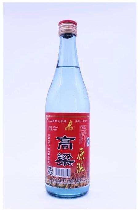 上海百吉堂高粱原浆酒